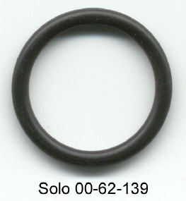 Solo 00-62-139 O-ring