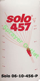 Solo 450 Series Portable Sprayer Parts by Diagram Number