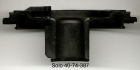 Solo 40-74-387 Cylinder Support