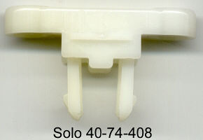 Solo 40-74-408 Connecting Rod