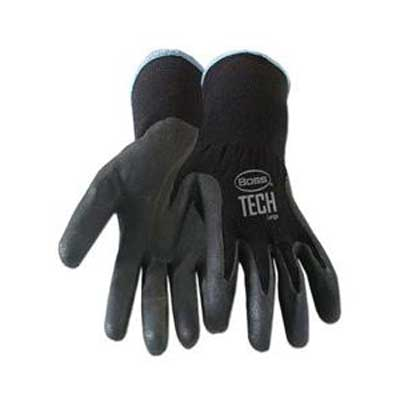 Extra Large Nitrile Coated Gloves