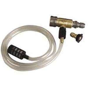 Pressure Washer Low Pressure Detergent Injector